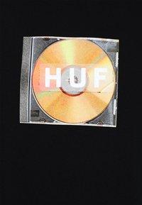 HUF - MIX BOX LOGO TEE - Print T-shirt - black - 2