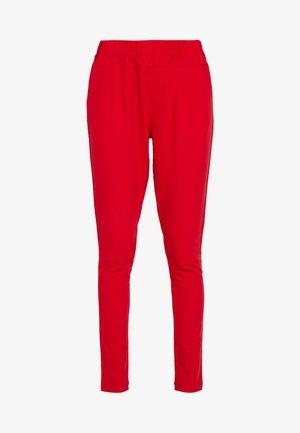 JILLIAN PANTS - Trousers - haute red