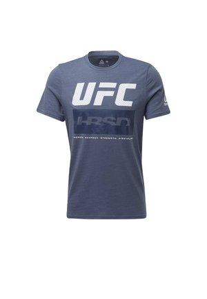 UFC Fight Week T-Shirt - Camiseta estampada - Blue