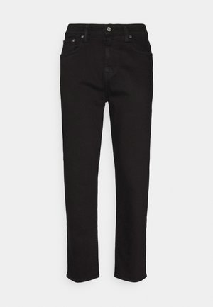 LOOSE - Relaxed fit jeans - black denim