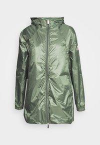 PYRENEX - WATER REPELLENT AND WINDPROOF - Waterproof jacket - jungle - 5