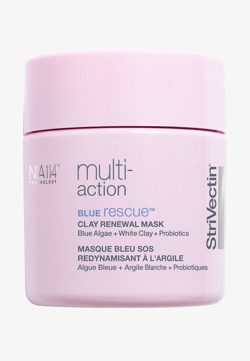 StriVectin - STRIVECTIN BLUE RESCUE CLAY RENEWAL MASK - Face mask - -