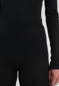 Hanro - LONGLEG - Leggings - Stockings - black - 4