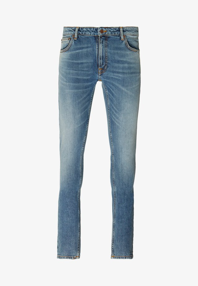 SKINNY LIN UNISEX - Jeans slim fit - ecru dream