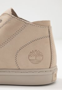 Timberland - Sneakersy wysokie - light taupe