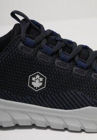 Lumberjack - Casual lace-ups - navy blue - 5
