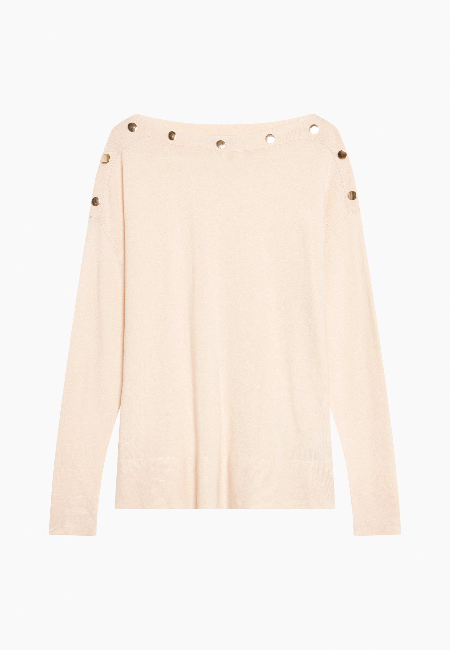 Damen ZIERKNÖPFEN - Sweatshirt