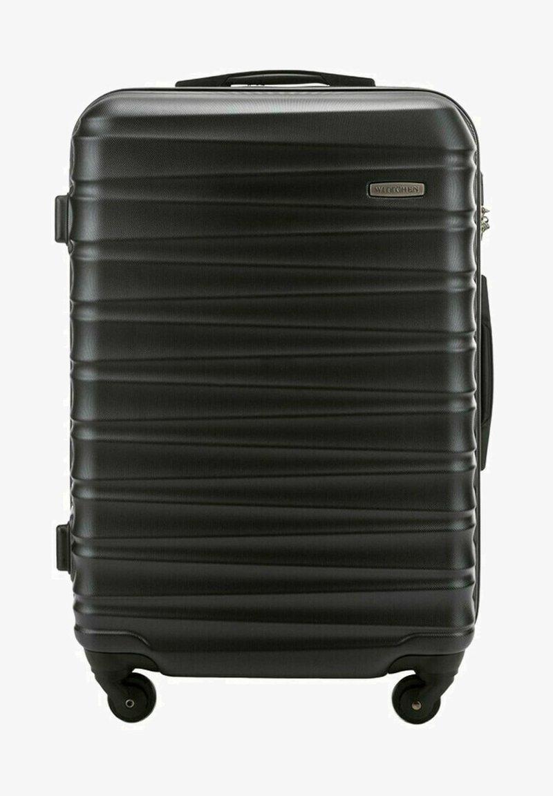 Wittchen - GROOVE LINE - Wheeled suitcase - schwarz
