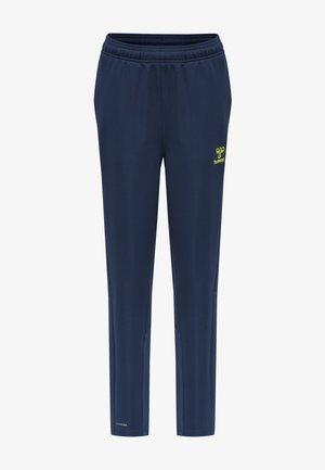 LEAD FOOTBALL - Trousers - dark denim