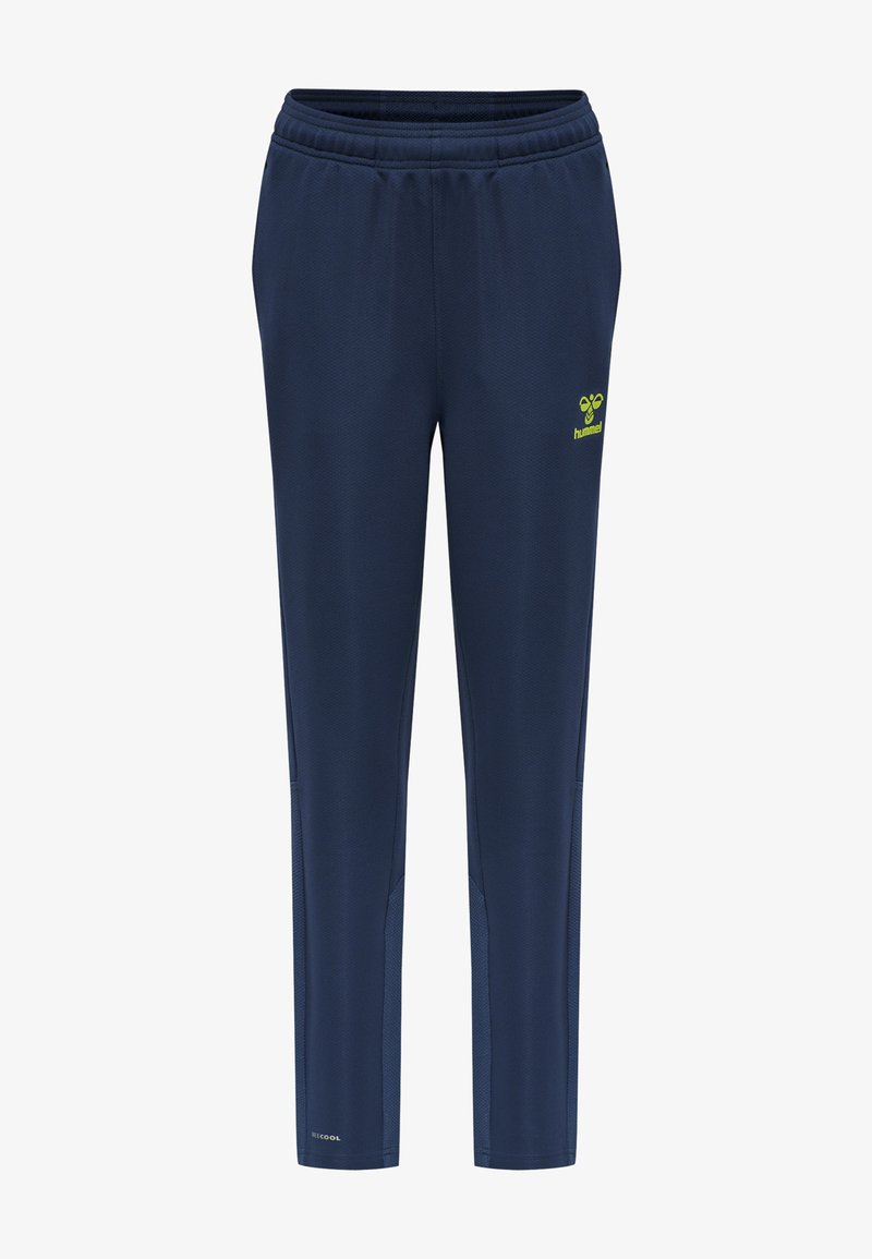 Hummel - LEAD FOOTBALL - Trousers - dark denim