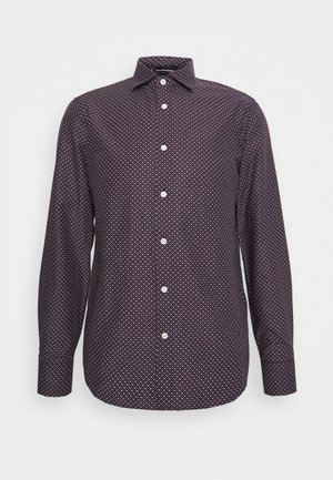 Formal shirt - black/red