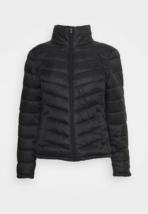 VISIBIRIA NEW SHORT JACKET - Light jacket - black