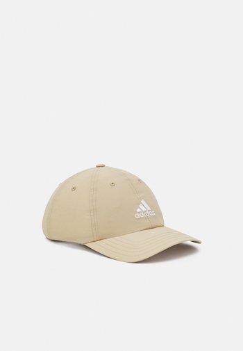 DAD UNISEX - Keps - beige tone/white