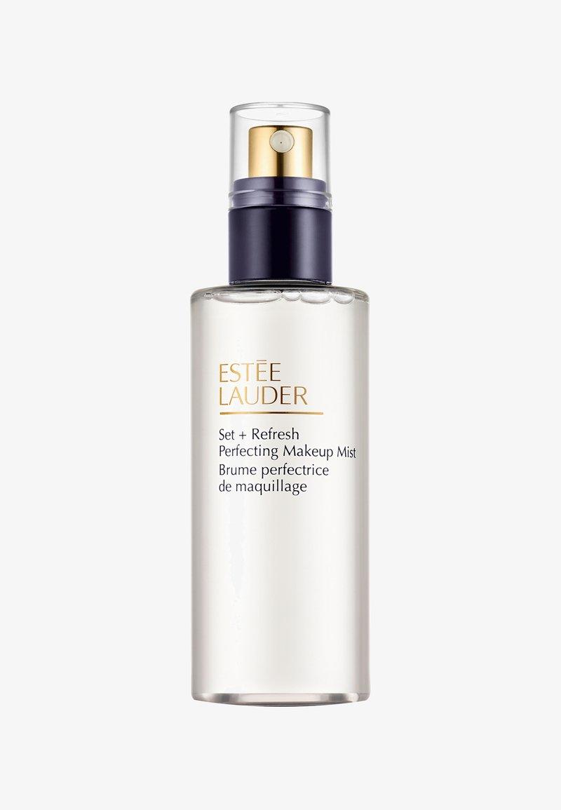 Estée Lauder - SET REFRESH PERFECTING MAKEUP MIST - Fixerspray og -pudder - -