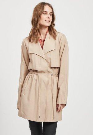 VIANINA  - Short coat - beige