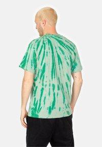 HUF - Print T-shirt - sycamore - 2