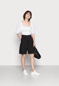 Part Two - CRISTA - Shorts - black - 1
