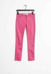 Elisabetta Franchi - Trousers - pink - 0