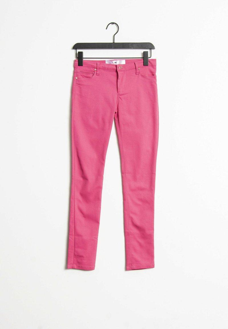 Elisabetta Franchi - Trousers - pink