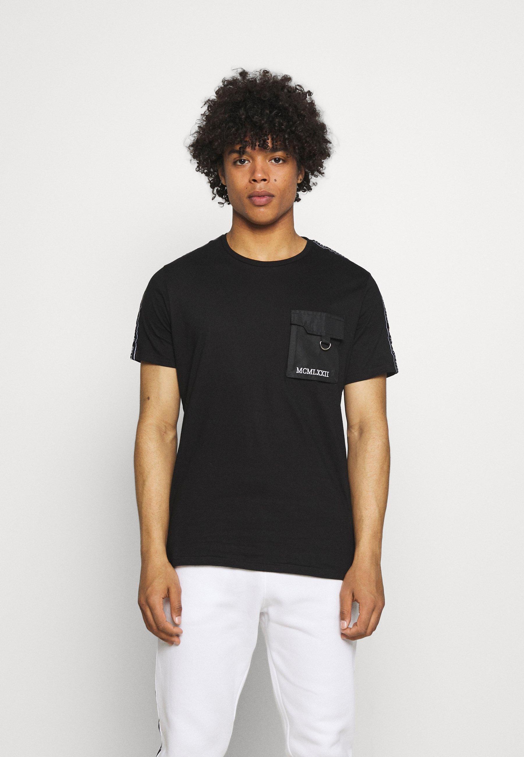 Men SPITZER - Print T-shirt