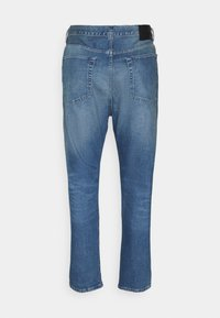 Edwin - UNIVERSE PANT CROPPED - Relaxed fit jeans - blue denim - 6