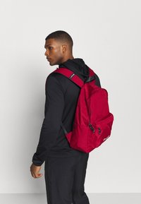 Champion - LEGACY BACKPACK - Rucksack - dark red/black - 0