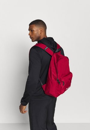 LEGACY BACKPACK - Ryggsekk - dark red/black