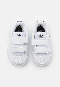 adidas Originals - NY 90 UNISEX - Sneakers - footwear white/core black - 3