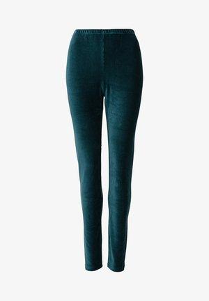 Leggings - Trousers - petrol