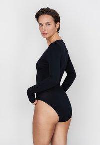 Erlich Textil - THEA  - Body - schwarz - 2