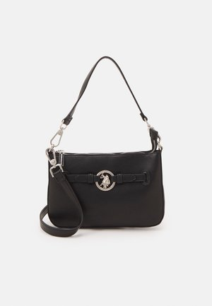 NEW DELAWARE CLUTCH CROSSBODY - Across body bag - black
