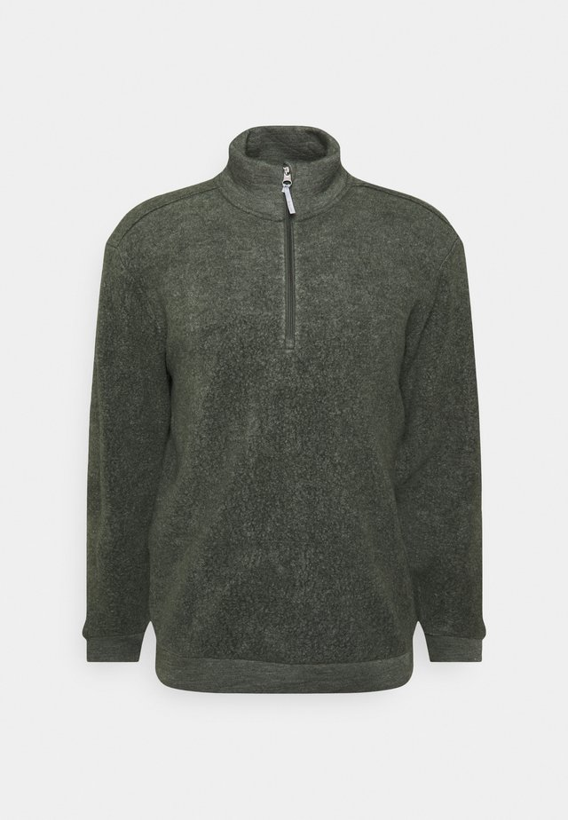 ALTO HALF ZIP - Fleece jumper - willow green