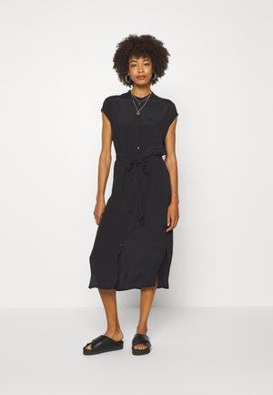 QUITO - Shirt dress - black