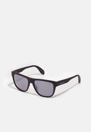 UNISEX - Solglasögon - schwarz matt/grau