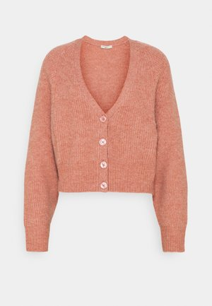TILLY CARDIGAN - Cardigan - rose dawn