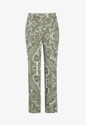 Trousers - paisley army