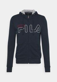 Fila - WILLI - Zip-up hoodie - peacoat blue - 0