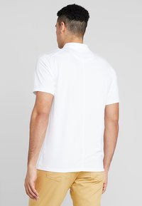 Nike Golf - DRY ESSENTIAL SOLID - Funktionströja - white/black - 2