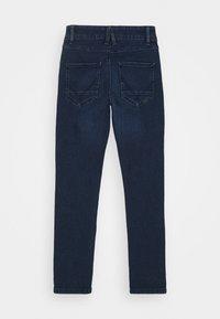 Name it - NKMSILAS TOGO 86 PANT - Straight leg jeans - dark blue denim - 1