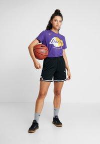Nike Performance - ELITE SHORT - Sports shorts - black/white - 1