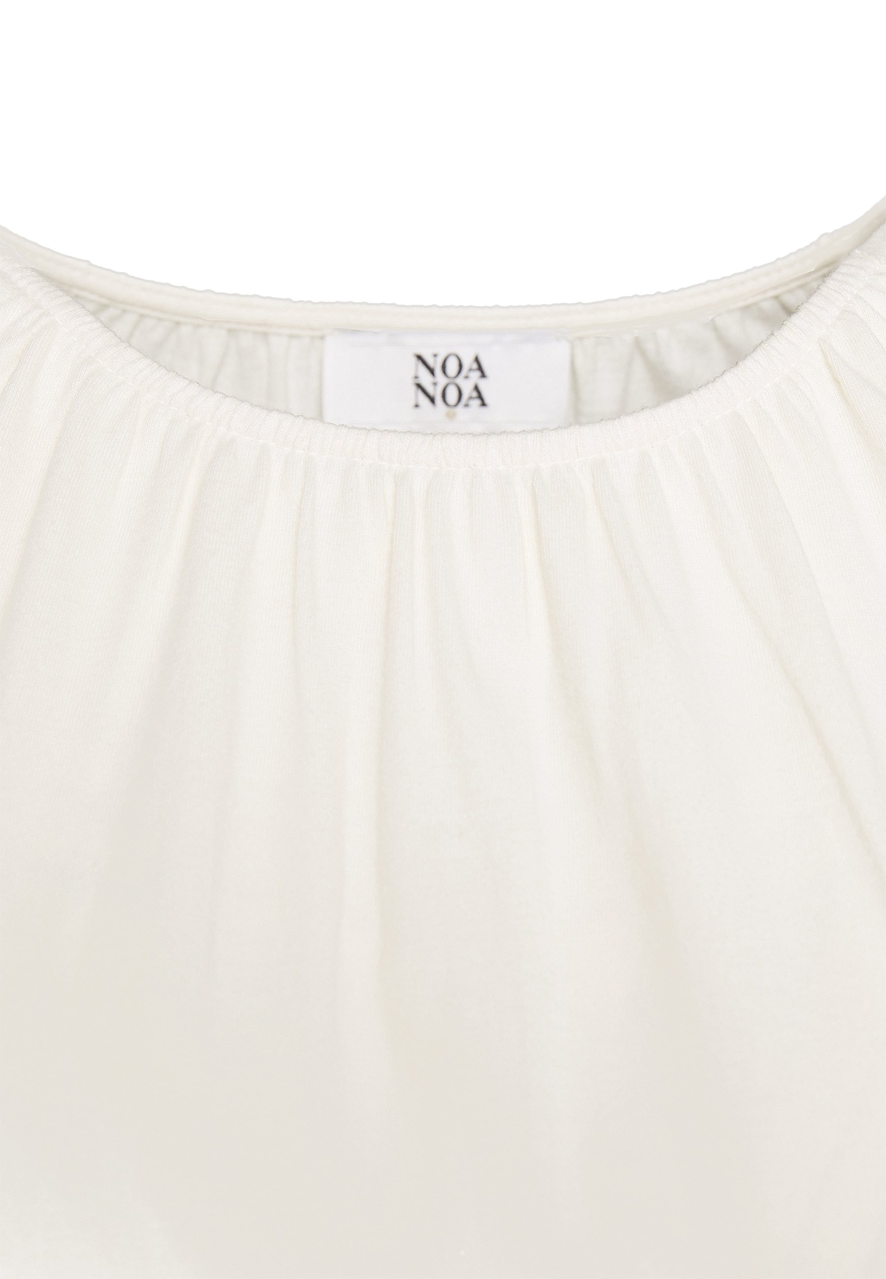 Noa Noa Robe en jersey - white asparagus - Robes femme JDf7c