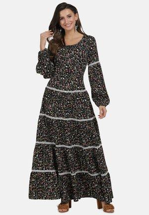 STUFENKLEID - Maxi dress - multi-coloured