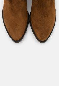 Gabor Comfort - Boots - cognac - 5