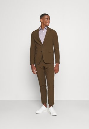 THE RELAXED SUIT  - Oblek - brown