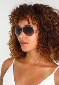 Ray-Ban - Sunglasses - silver gray - 4