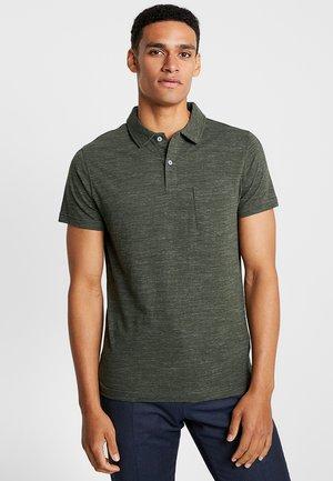 Koszulka polo - oliv