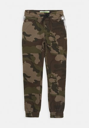 SARUS - Trousers - green