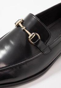 Zign - Mocassini eleganti - black - 5