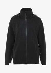 adidas Performance - URBAN RAIN.RDY  - Regnjakke / vandafvisende jakker - black - 6
