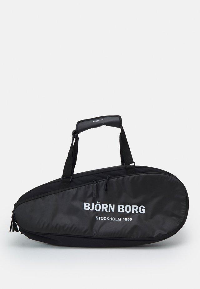 TENNIS BAG - Sportovní taška - black